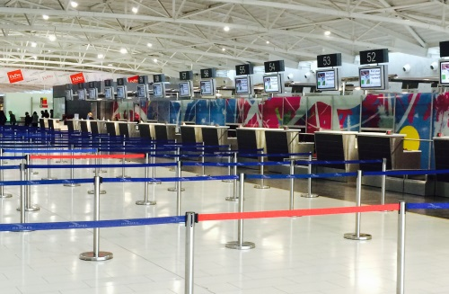 Larnaca Airport 10th January 2015