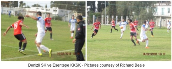 Denizli SK ve Esentepe KKSK - Pictures courtesy of Richard Beale image 1