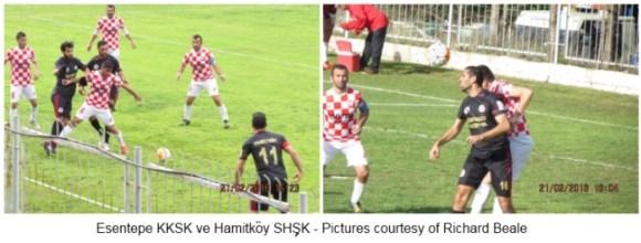 Esentepe KKSK ve Hamitköy SHŞK - 1