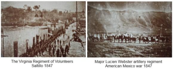 Saltillo Mexico in 1847 2