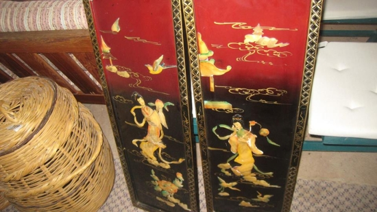 Auction lots for 30th May