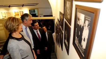 Dr Fazil Kucuk museum opened