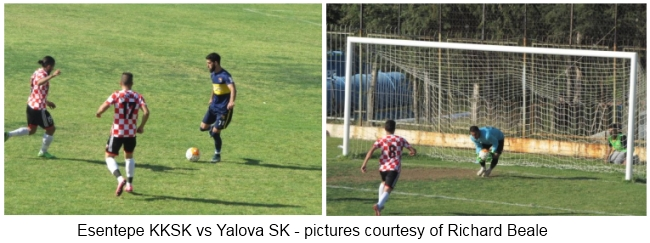 Esentepe vs Yavola 1