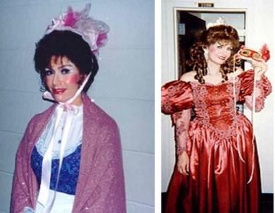 Opera characters