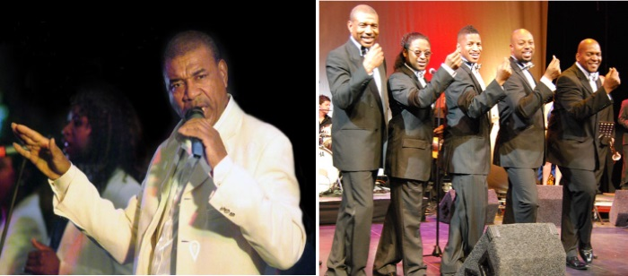 Roy Hemmings and The Drifters