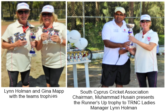 TRNC Ladeis Cricket 2