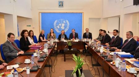 Leaders meet 6th May