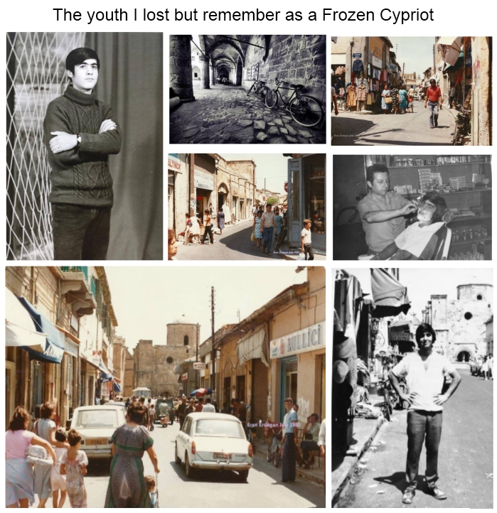 The youth I lost as a Frozen Cypriot