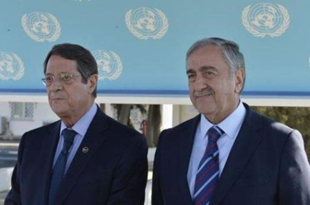 Anastasiades and Akinci