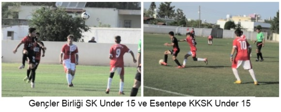 Gençler Birliği Sk Under 15 ve Esentepe Kksk Under 15 picture 3