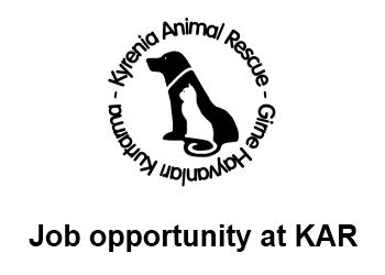 Kar job opportunity