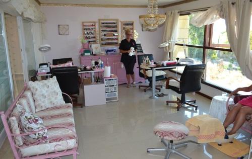 Jane at work