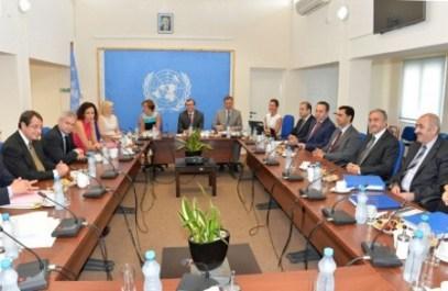 Leaders meet again 12 July