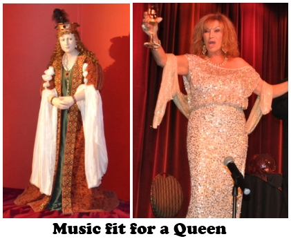 Music fit fro a Queen