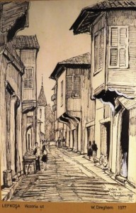 Victoria Street Lefkosa