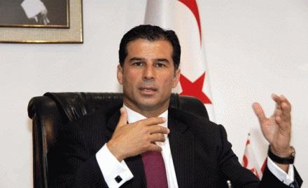 Ozgurgun following negotiations with concern