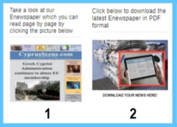 CyprusScene adds more help and support for its readers