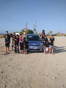 Camelot beach clean (3)