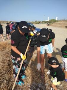 Camelot beach clean (4)
