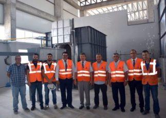 Üstel Vısıted Gürdağ Integrated Waste Recyclıng And Recyclıng Plant (1)