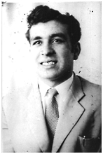 John in the early 50s