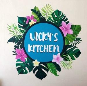 Vicky's Kitchen logo