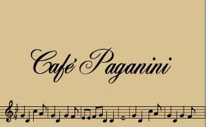 Cafe Paganini sign