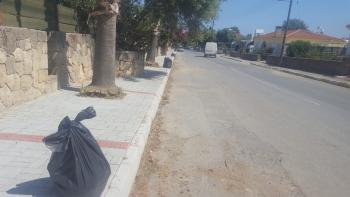 Kentin farklı noktlarında temizliğe devam edildi (6)