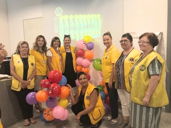 Lions Clubs training 1