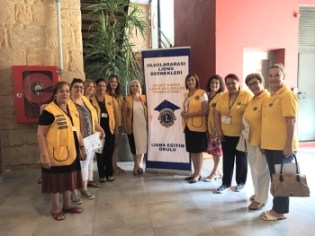 Lions Clubs training 2