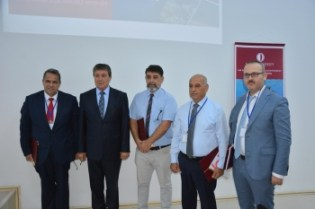 International Environment Conference attended by Minister Üstel (3)