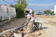 Alsancak Municipality rtoad works (7)