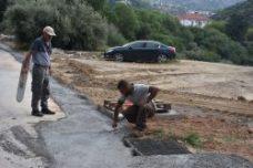 Alsancak Municipality rtoad works (8)
