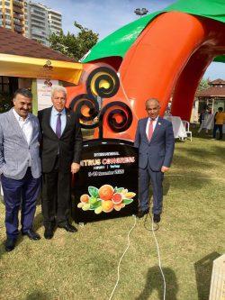 Cemal Redif at 8th International Citrus Festival (2)