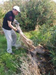 Evkaf Volunteers for Good cleaning (1)