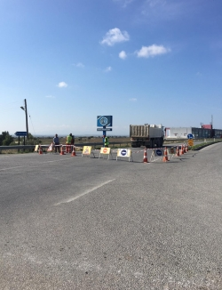 Nicosia-Iskele Road Maintenance (2)
