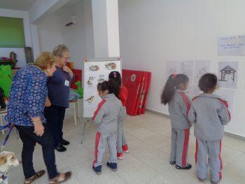KAR Education team visit to Karakum Anaokulu (2)