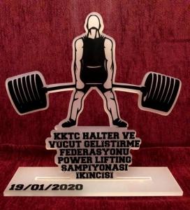 Sergey Eletskikh lifting weights in TRNC 3