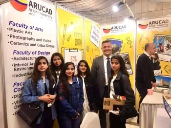 ARUCAD at fair in Pakistan (2)