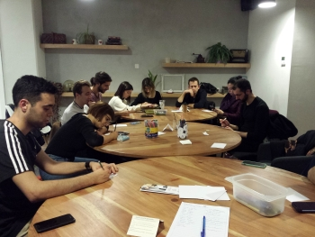 Conversation Cafe Cyprus 6th meeting (2)