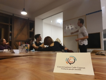 Conversation Cafe Cyprus 6th meeting (3)