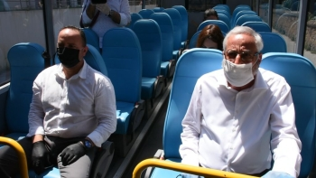 Girne Municipality boosts moral of the people (4)
