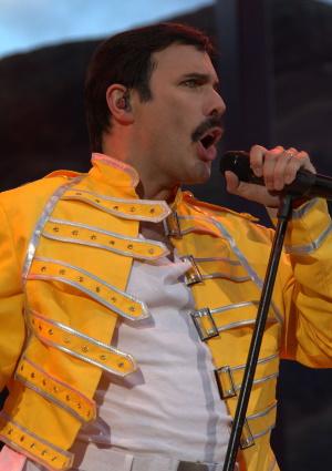 Patrick Myers as Freddie Mercury 4