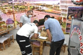 Food Inspections and Covid-19 Controls Continue in Girne Municipality (7)