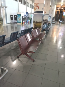 An almost empty Ercan Airport (6)