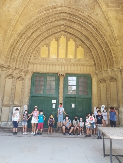 Girne Childrens Assembly visit to Lefkosa (10)