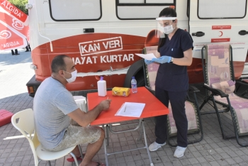 Girne Municipality held a Blood Donation campaign (4)