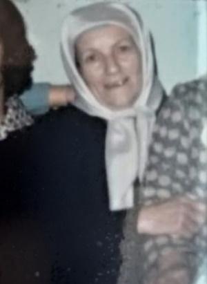 Pembe Tevfik Mehmet in later life