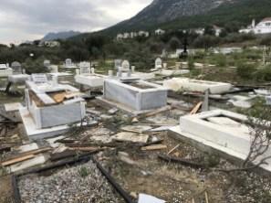 Lapta Cemetery tornado 2