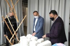 Lefkosa Mayor visit to ARUCAD (4)